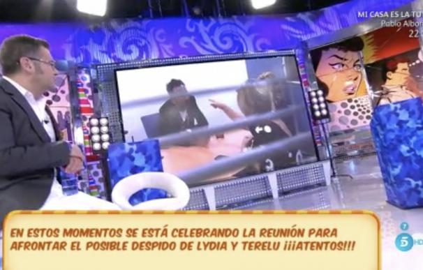 Terelu Campos y Lydia Lozano, posibles despidos en Sálvame