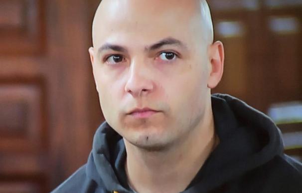 Fotografía de Sergio Morate durante el juicio de Cuenca