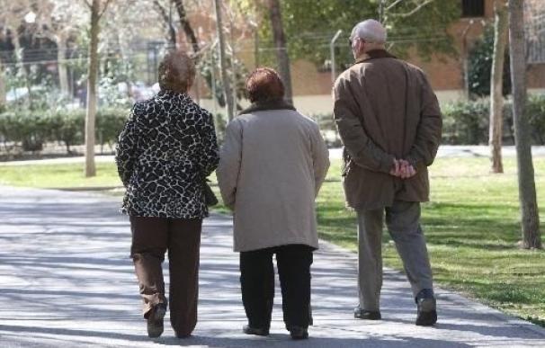 CCOO y UGT de Extremadura buscan el apoyo político en sus reivindicaciones para aumentar las pensiones