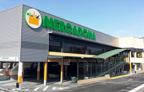 Centro de Mercadona.