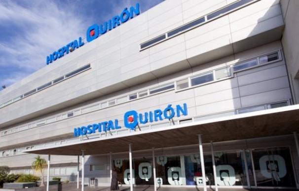 Imagen de un hospital de Quirónsalud.