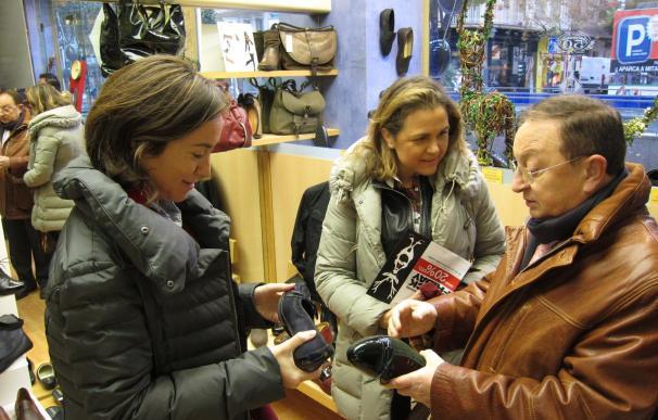 Los comercios participantes en el 'Black Friday' apuntan un incremento de ventas esa jornada de hasta un 400%
