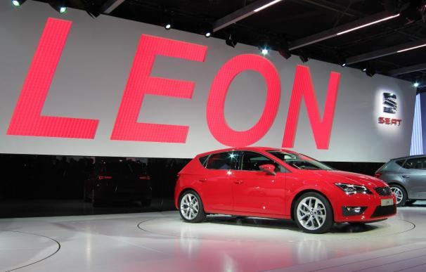 Seat espera producir 200.000 unidades del León en 2014 y alcanzar las ventas del Ibiza