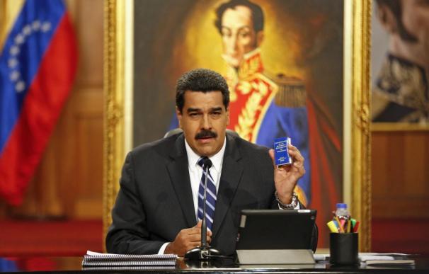 Nicolás Maduro, presidente del 'prime-time' de Venezuela