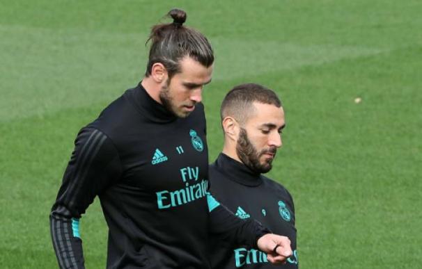 Bale y Carvajal no reaparecerán hasta el derbi del Wanda Metropolitano