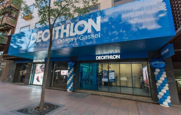 Fotografía de tienda de Decathlon en Madrid