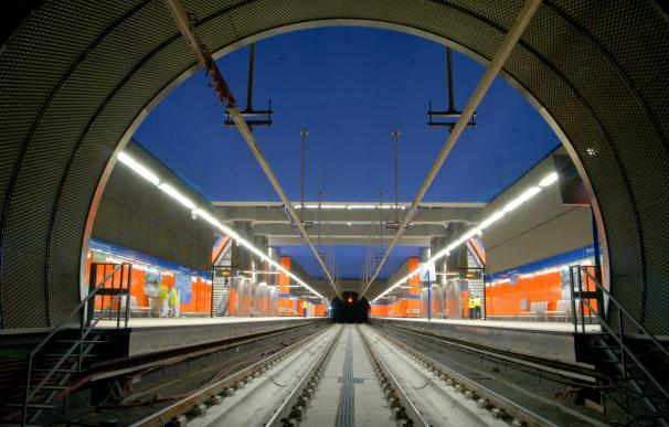 Imagen del Metro de Madrid