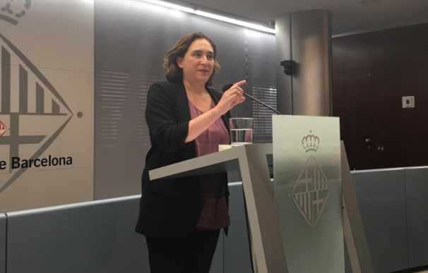 """Ada Colau asegura que el estado de las autonomías """"no tiene razón de ser"""""""