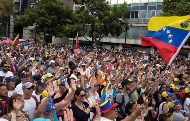 Las familias de los presos políticos venezolanos denuncian los atropellos