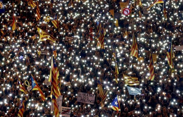 Los independentistas quieren manifestarse en Bruselas