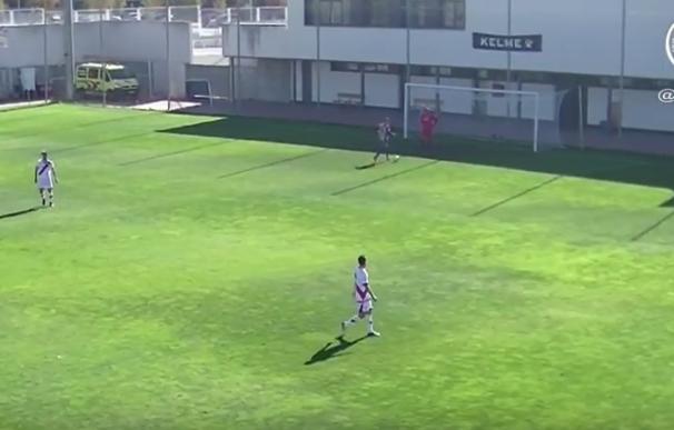 Lección de juego limpio del Rayo B: se deja marcar un gol tras haber sacado ventaja de una lesión