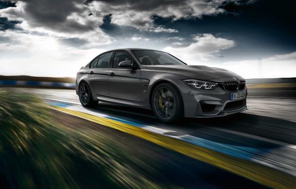 Fotografía del BMW M3 CS
