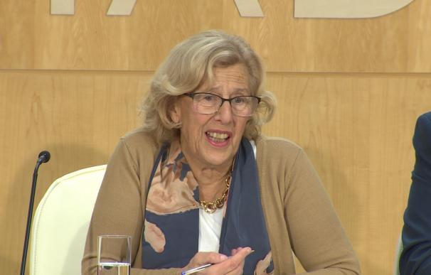 Madrid bloqueará 1.206 partidas de gasto para cumplir con Hacienda