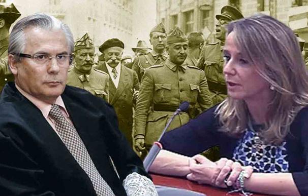 Lamela invoca la causa de Garzón contra Franco para justificar su caso del procés