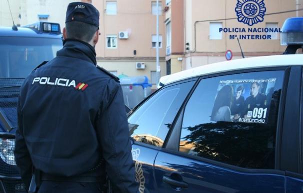 Coche patrulla de la Policía Nacional (archivo)