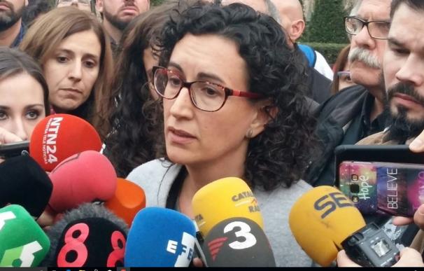 """ERC da al 21-D carácter de plebiscito: """"Es el referéndum que no quisieron pactar"""""""