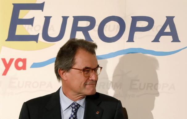 Mas admite ahora que los independentistas son el 50% de catalanes
