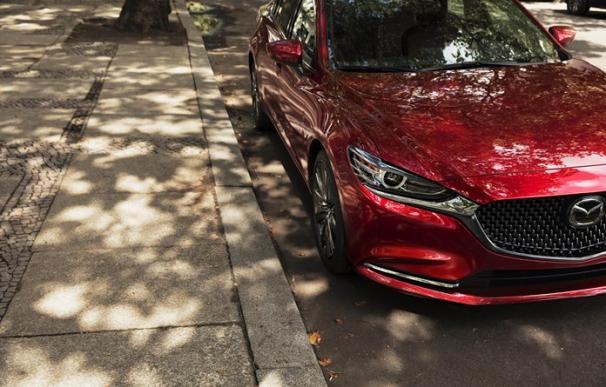 Fotografía del nuevo Mazda 6
