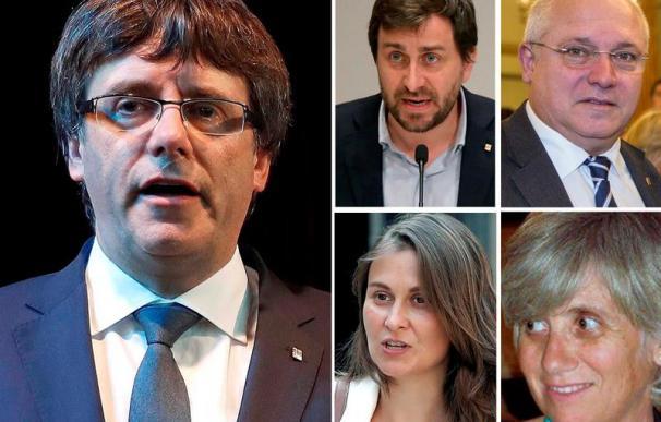 La fiscalía belga estudiará la euroorden de Puigdemont antes de dársela al juez