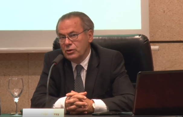 Jorge Fabra, propuesto como consejero del CSN