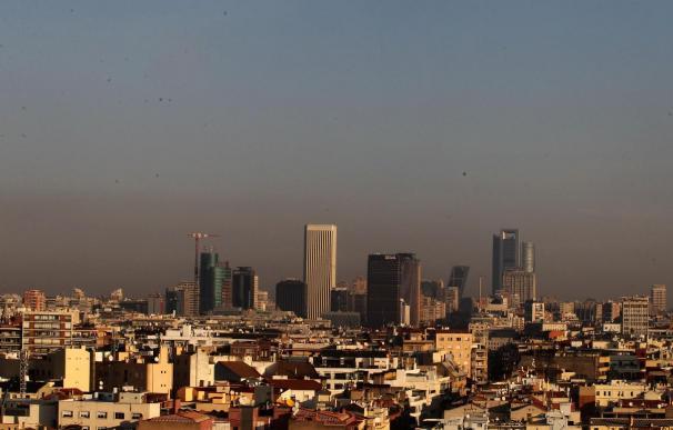 Se dispara la contaminación por dióxido de nitrógeno en la capital
