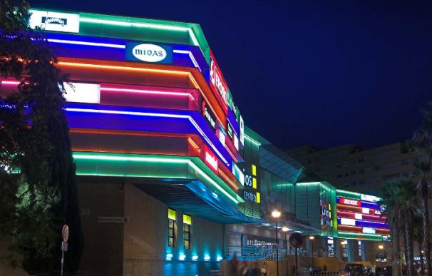 Imagen de centro comercial de Merlin Properties