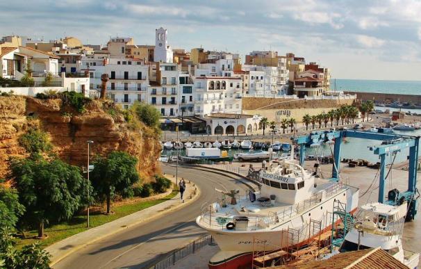Fotografía del pueblo de La Ametlla de Mar.