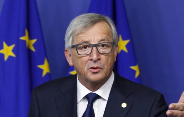 Juncker aboga por extender el euro y el espacio Schengen a todos los miembros de la UE