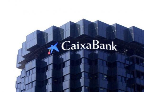 Sede de CaixaBank en la avenida Diagonal de Barcelona.