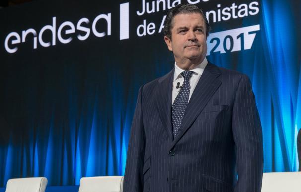 Fotografía de Borja Prado, presidente de Endesa