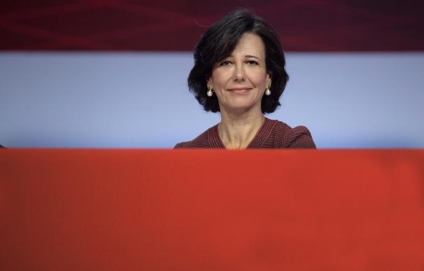 Ana Patricia Botin, presidenta del Banco Santander