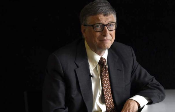 Fotografía de Bill Gates
