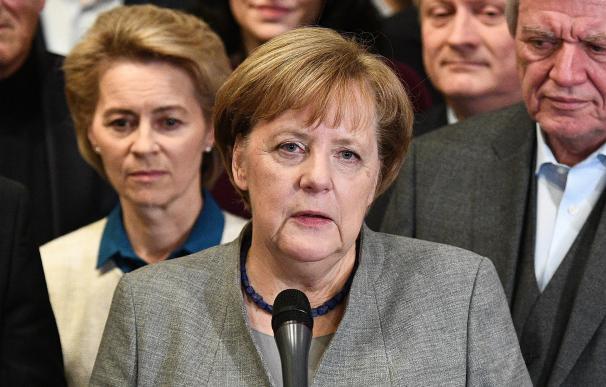 La negociación con liberales y verdes pincha y aboca a Merkel a otros comicios