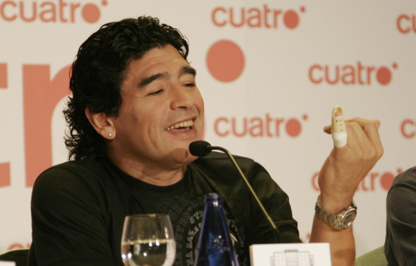 Maradona pide prisión para su hija Gianinna en el juicio contra su exmujer