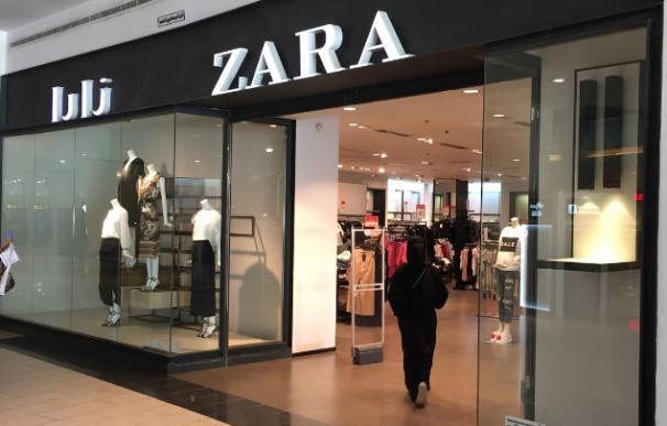 Imagen de una tienda de Zara en Arabia Saudí.