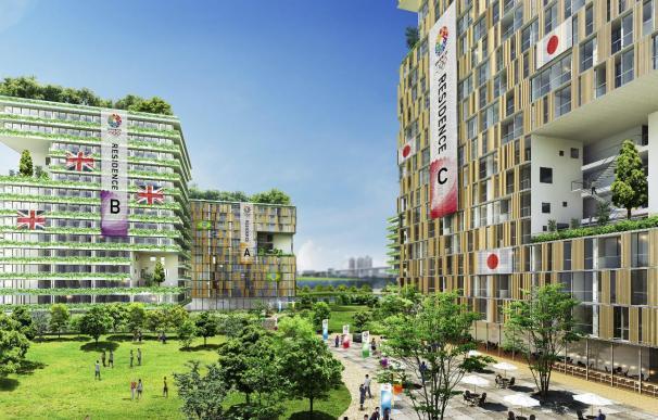 Tokio 2020 dispara la caza de terrenos e inversiones en la bahía capitalina