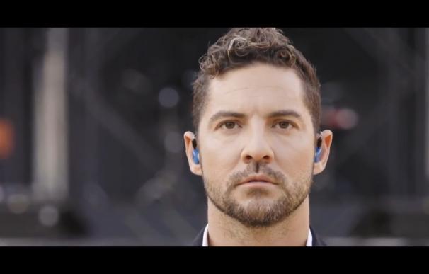 Bisbal presenta su nuevo videoclip 'Lo tenga o no'