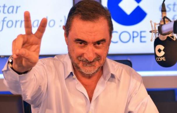 Carlos Herrera arrasa en Cope
