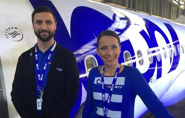Joon, de Air France, despega como aerolínea de referencia de los 'milennials'