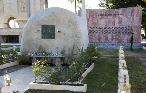 La tumba de Fidel Castro comenzó a diseñarse en 2006, el año en que enfermó