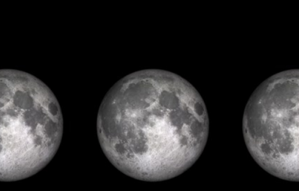 Las tres Lunas que se podrán ver