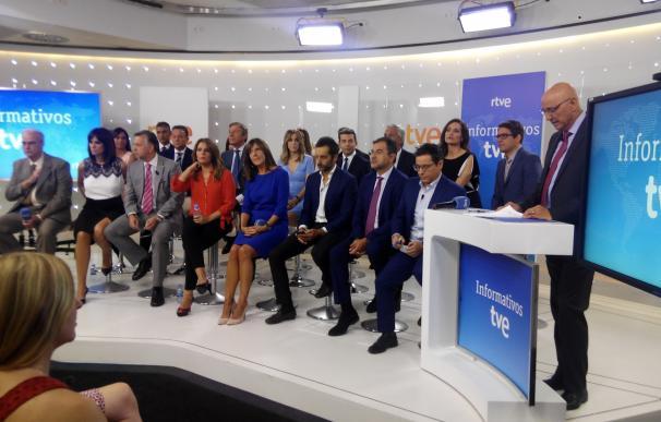 """Álvarez Gundín (TVE): """"Nuestro objetivo es hacer los mejores informativos por su calidad, su pluralidad y credibilidad"""""""