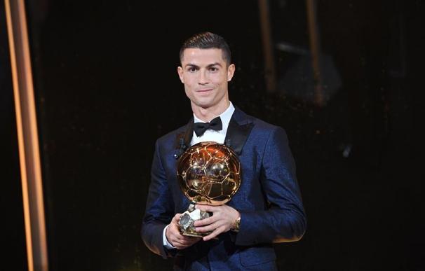 Quinto Balón de Oro de Cristiano Ronaldo