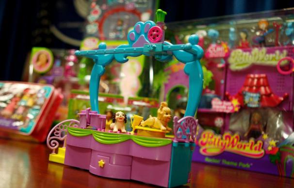 """Los muñecos """"Little People"""" de Mattel, peligrosos para los menores de 3 años"""