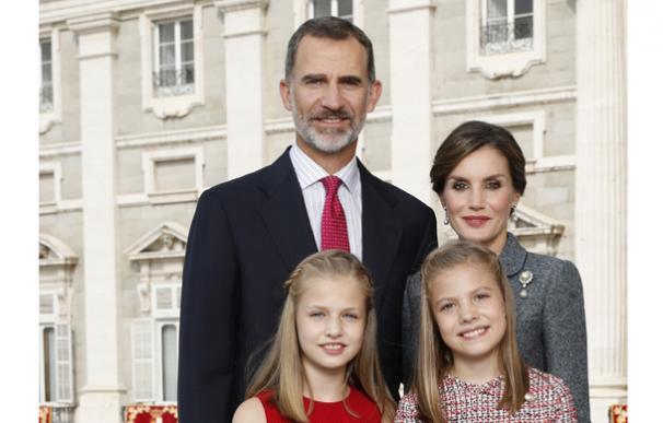 Felicitación Casa Real