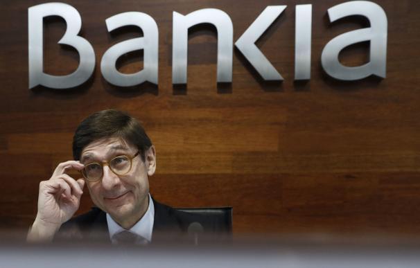 Goirigolzarri, Bankia