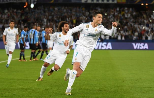 El Real Madrid conquista en Abu Dabi su tercer Mundial de Clubes gracias a CR7