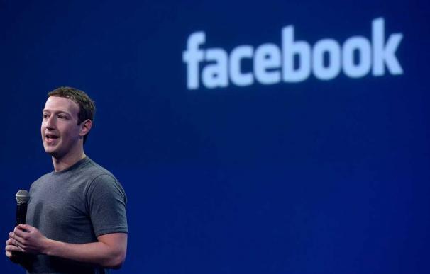 Mark Zuckerberg, fundador de Facebook. EFE