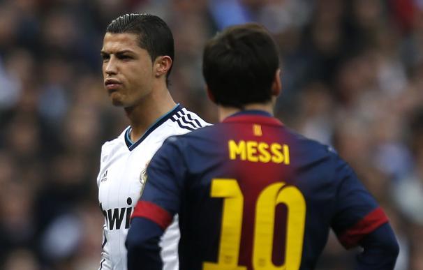 Cristiano Ronaldo y Messi buscan ser los reyes de la Champions