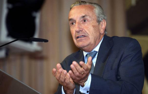 José María Marín Quemada, presidente de la CNMC, durante una intervención en el Congreso.